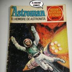 Tebeos: ASTROMAN Nº 54, EL HOMBRE DE ASTRONITA, ED. BRUGUERA, AÑO 1973, (A) 6D. Lote 222362292