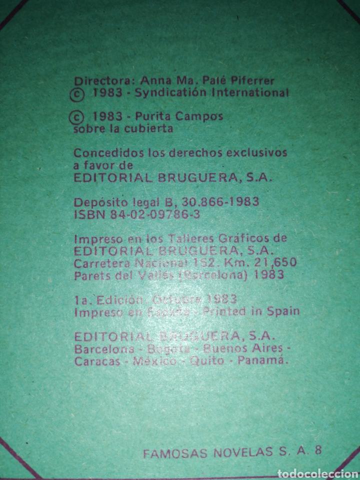 Tebeos: Famosa novelas serie azul con Esther y su mundo N°8,bruguera - Foto 5 - 222375645