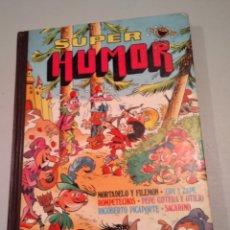 Tebeos: SUPER HUMOR VOLUMEN XVI. Lote 222392267
