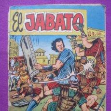 Tebeos: TEBEO EL JABATO ALMANAQUE PARA 1960 ED. BRUGUERA ORIGINAL. Lote 222419016