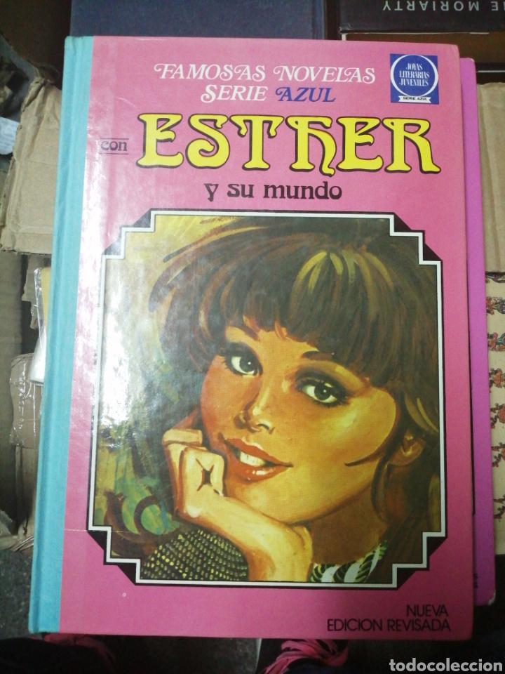 ESTHER Y SU MUNDO, SERIE AZUL, NÚMERO 5 (Tebeos y Comics - Bruguera - Esther)