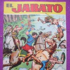 Tebeos: TEBEO EL JABATO ALMANAQUE PARA 1961 ED. BRUGUERA ORIGINAL. Lote 222419176