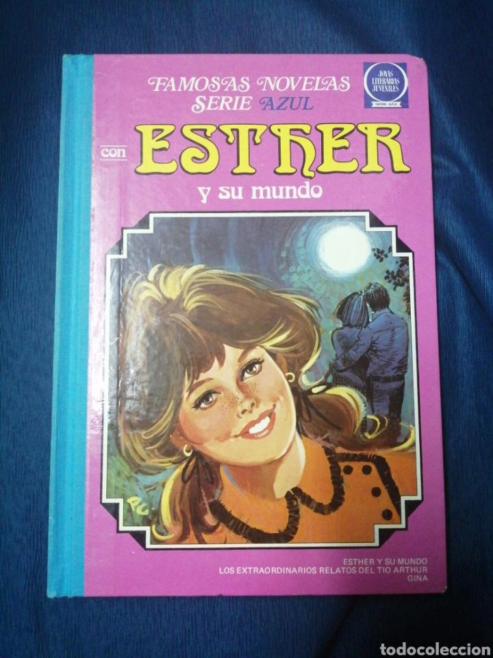 ESTHER Y SU MUNDO, SERIE AZUL, NÚMERO 7 (Tebeos y Comics - Bruguera - Esther)