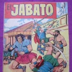 Tebeos: TEBEO EL JABATO EXTRA DE VERANO 1958 ED. BRUGUERA ORIGINAL. Lote 222420081