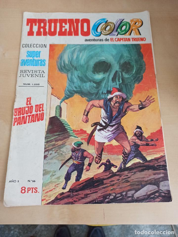 TRUENO COLOR Nº 66 / 1ª EPOCA (Tebeos y Comics - Bruguera - Capitán Trueno)