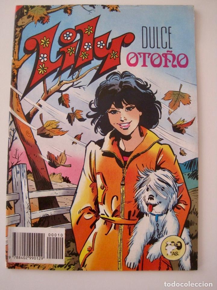 Tebeos: LILY--15 16 EXTRA NAVIDAD PRIMAVERA VERANO OTOÑO Y ALMANAQUE --1973 1976 1978 1979 1980 1981 1982 - Foto 5 - 222444763