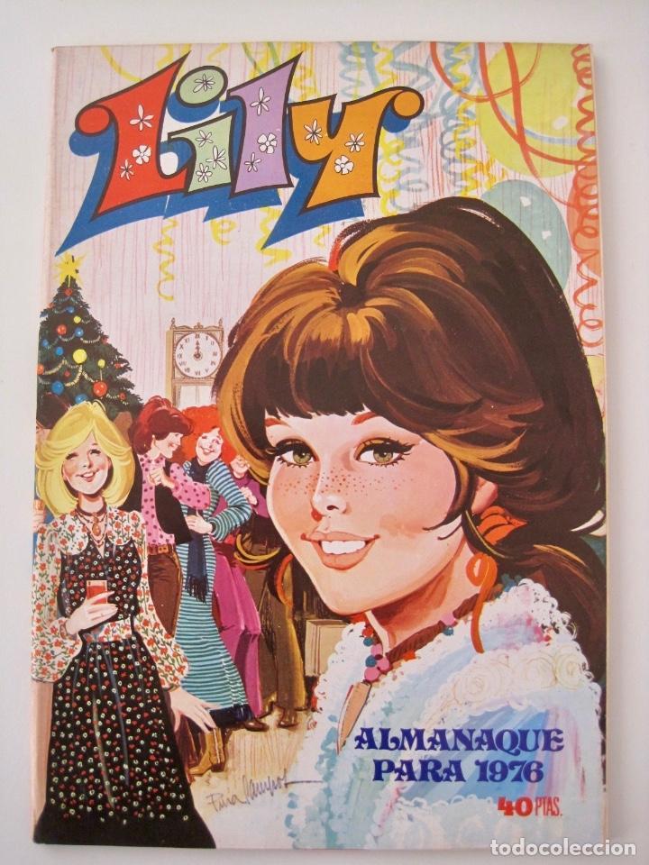 Tebeos: LILY--15 16 EXTRA NAVIDAD PRIMAVERA VERANO OTOÑO Y ALMANAQUE --1973 1976 1978 1979 1980 1981 1982 - Foto 7 - 222444763