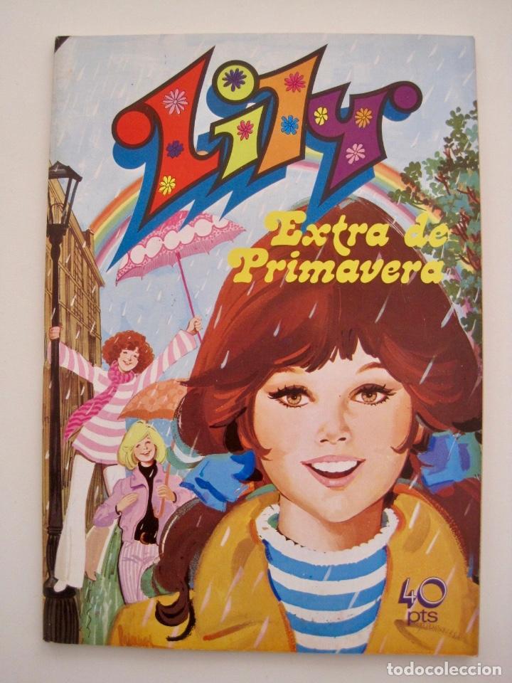 Tebeos: LILY--15 16 EXTRA NAVIDAD PRIMAVERA VERANO OTOÑO Y ALMANAQUE --1973 1976 1978 1979 1980 1981 1982 - Foto 8 - 222444763