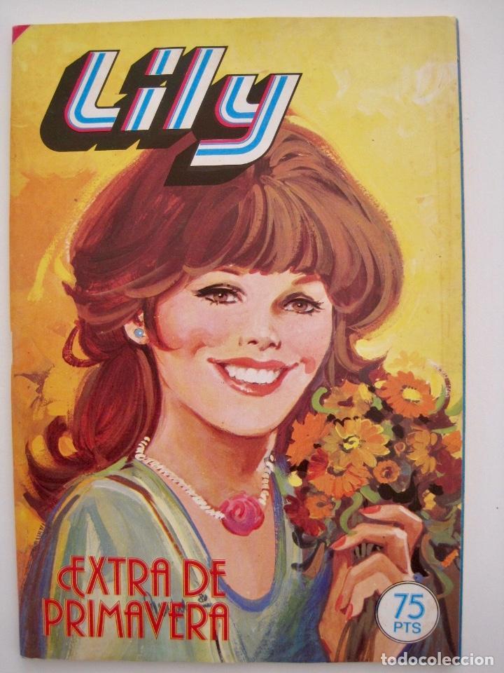 Tebeos: LILY--15 16 EXTRA NAVIDAD PRIMAVERA VERANO OTOÑO Y ALMANAQUE --1973 1976 1978 1979 1980 1981 1982 - Foto 11 - 222444763