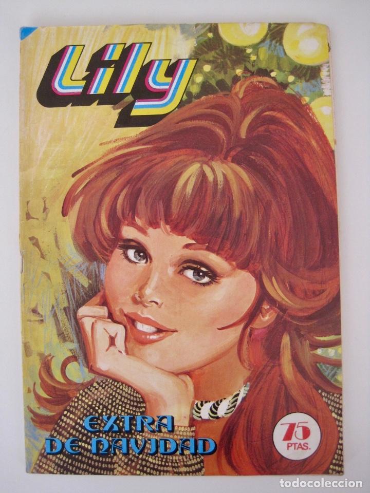 Tebeos: LILY--15 16 EXTRA NAVIDAD PRIMAVERA VERANO OTOÑO Y ALMANAQUE --1973 1976 1978 1979 1980 1981 1982 - Foto 15 - 222444763