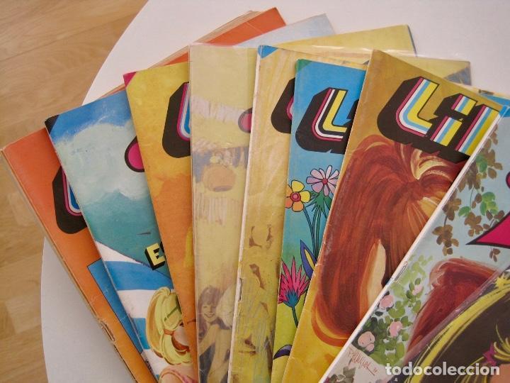 Tebeos: LILY--15 16 EXTRA NAVIDAD PRIMAVERA VERANO OTOÑO Y ALMANAQUE --1973 1976 1978 1979 1980 1981 1982 - Foto 20 - 222444763