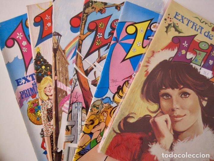 Tebeos: LILY--15 16 EXTRA NAVIDAD PRIMAVERA VERANO OTOÑO Y ALMANAQUE --1973 1976 1978 1979 1980 1981 1982 - Foto 21 - 222444763