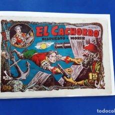 Tebeos: EL CACHORRO Nº 59 -ORIGINAL- BRUGUERA. Lote 222461908