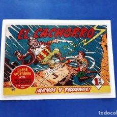 Tebeos: EL CACHORRO Nº 197 -ORIGINAL- BRUGUERA. Lote 222462067