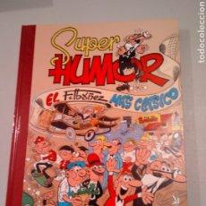 Tebeos: SUPER HUMOR EL IBAÑEZ MAS CLASICO. Lote 222462072
