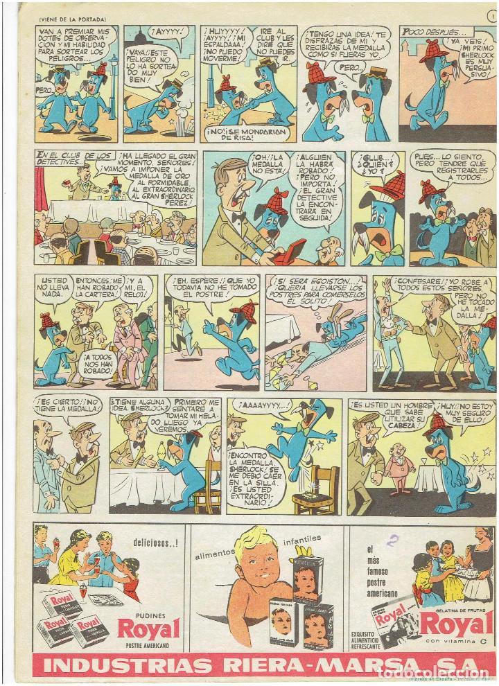 Tebeos: * Tele Color * Lote de 75 ejemplares * ED. Bruguera 1963/1968 * EXCELENTES * - Foto 8 - 222464066