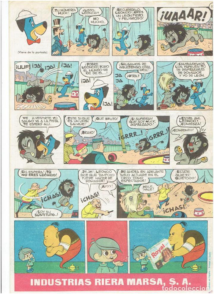 Tebeos: * Tele Color * Lote de 75 ejemplares * ED. Bruguera 1963/1968 * EXCELENTES * - Foto 10 - 222464066