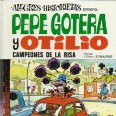 Tebeos: ALEGRES HITORIETAS 14: PEPE GOTERA Y OTILIO, 1971, BRUGUERA, MUY BUEN ESTADO. Lote 222550186