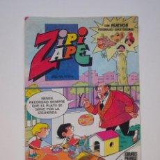 Tebeos: ZIPI Y ZAPE Nº 564 - AÑO XIII - BRUGUERA 1984 - 60 PTS. - INCLUYE POSTER DISFRAZ BRUJA MORTADELO. Lote 222554966