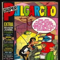 Tebeos: SUPER PULGARCITO - BRUGUERA / NÚMERO 8. Lote 222556518