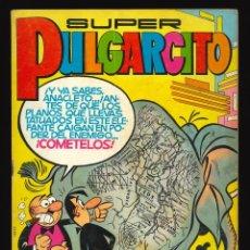 Tebeos: SUPER PULGARCITO - BRUGUERA / NÚMERO 10. Lote 222557602