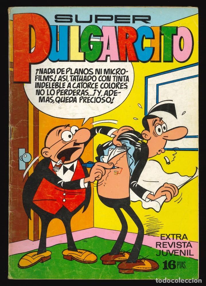 SUPER PULGARCITO - BRUGUERA / NÚMERO 15 (Tebeos y Comics - Bruguera - Pulgarcito)