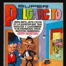 Tebeos: SUPER PULGARCITO - BRUGUERA / NÚMERO 18. Lote 222562072