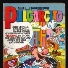 Tebeos: SUPER PULGARCITO - BRUGUERA / NÚMERO 26. Lote 222562295