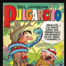 Tebeos: SUPER PULGARCITO - BRUGUERA / NÚMERO 27. Lote 222562366