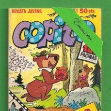 Tebeos: COPITO - Nº 1 - EL OSO YOGUI - HANNA BARBERA - BRUGUERA - (1980).. Lote 222564995