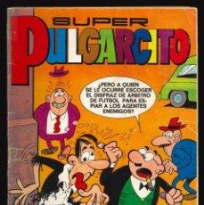 Tebeos: SUPER PULGARCITO - BRUGUERA / NÚMERO 33. Lote 222589283