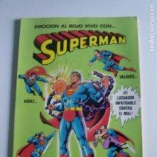 Tebeos: ALBUM SUPERMAN BRUGUERA 1 COMO NUEVO. Lote 222590512