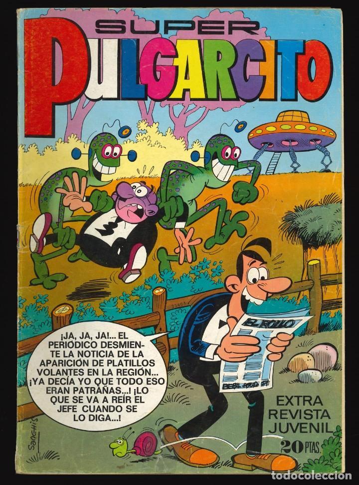 SUPER PULGARCITO - BRUGUERA / NÚMERO 41 (Tebeos y Comics - Bruguera - Pulgarcito)