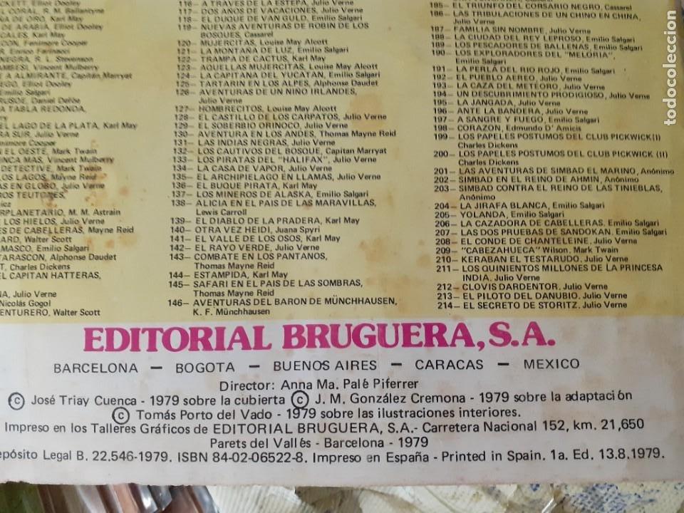 Tebeos: JOYAS LITERARIAS JUVENILES- Nº 217 -EL GRILLO DEL HOGAR-1979-GRAN TOMÁS PORTO-BUENO-DIFÍCIL-LEA-3936 - Foto 6 - 222606163