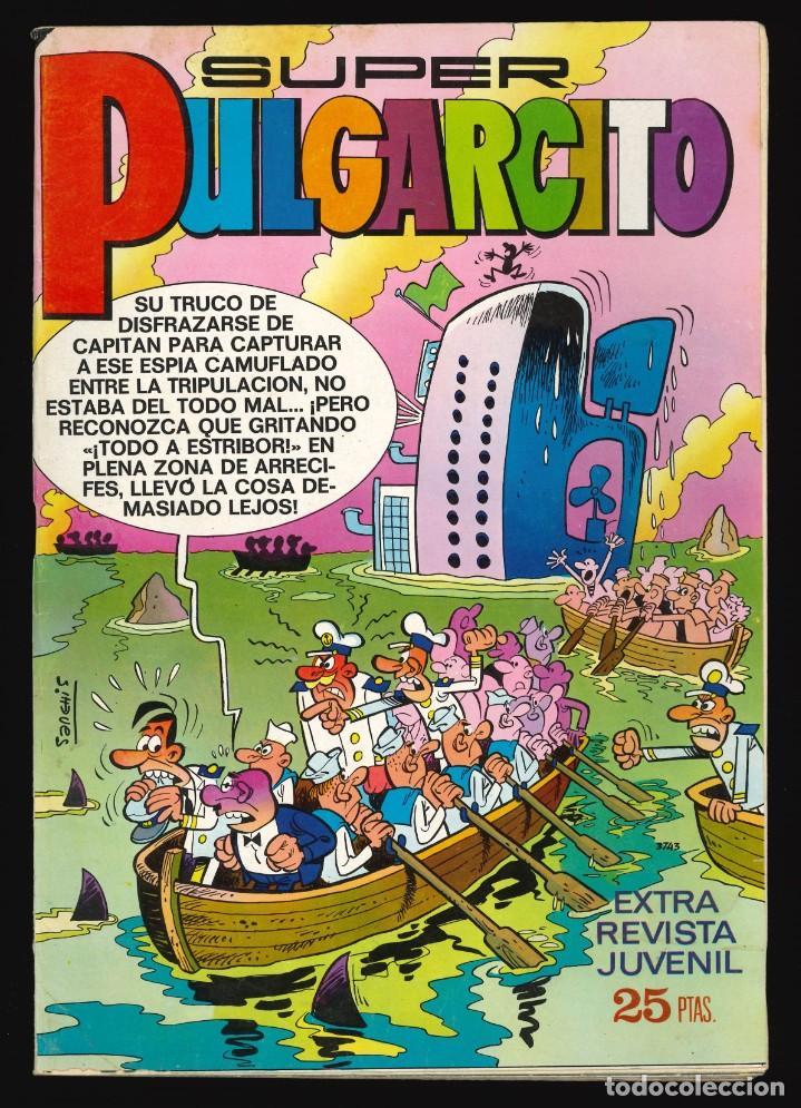 SUPER PULGARCITO - BRUGUERA / NÚMERO 57 (Tebeos y Comics - Bruguera - Pulgarcito)