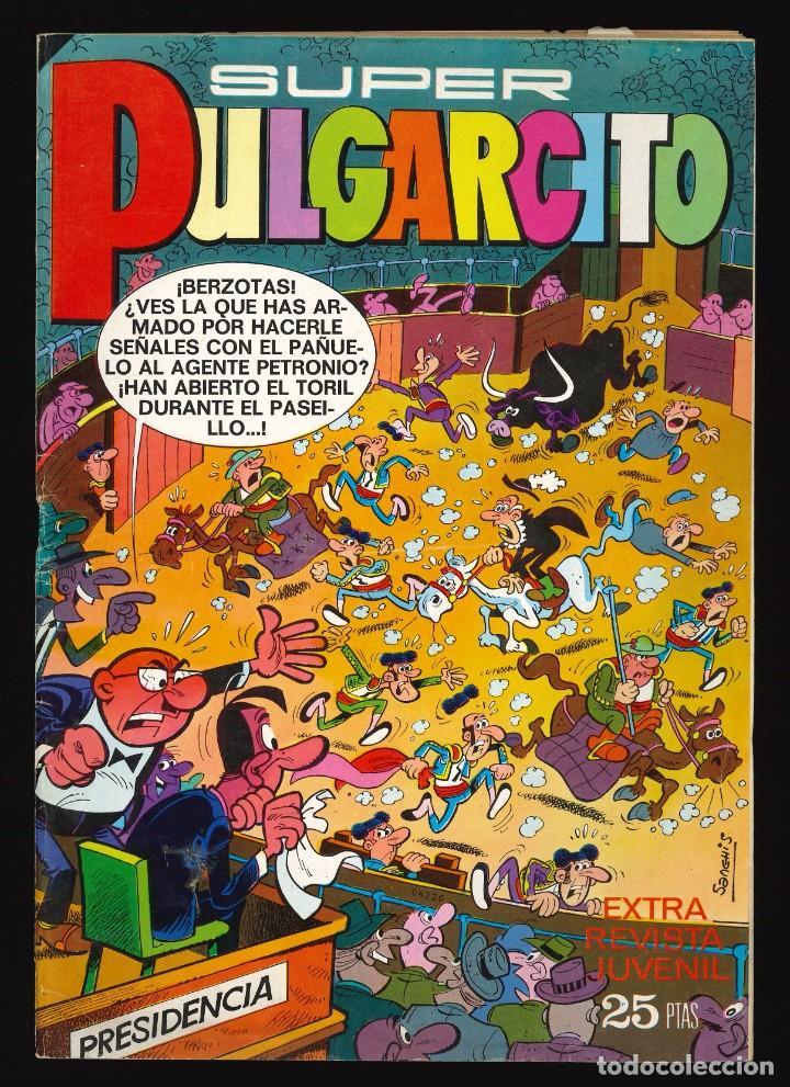SUPER PULGARCITO - BRUGUERA / NÚMERO 58 (Tebeos y Comics - Bruguera - Pulgarcito)