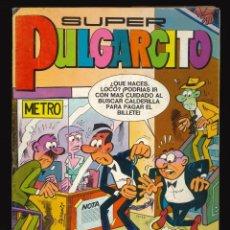 Tebeos: SUPER PULGARCITO - BRUGUERA / NÚMERO 61. Lote 222611527