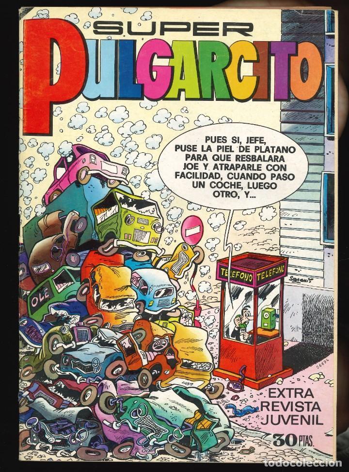 SUPER PULGARCITO - BRUGUERA / NÚMERO 67 (Tebeos y Comics - Bruguera - Pulgarcito)