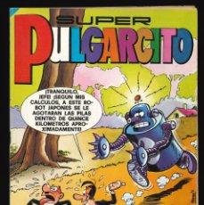 Tebeos: SUPER PULGARCITO - BRUGUERA / NÚMERO 74. Lote 222613301