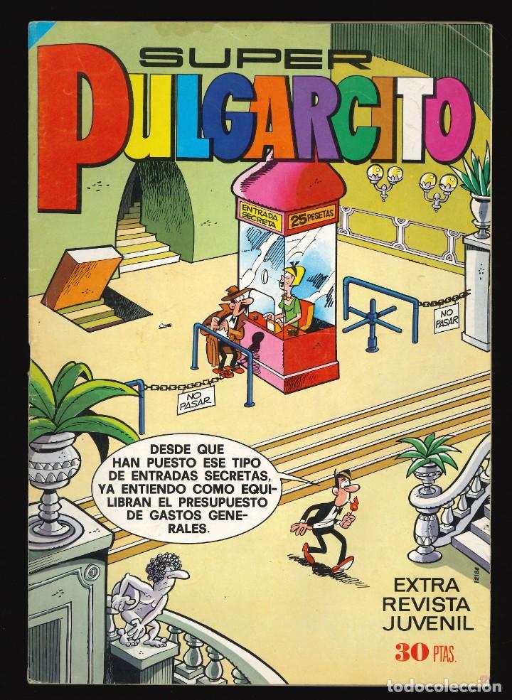 SUPER PULGARCITO - BRUGUERA / NÚMERO 82 (Tebeos y Comics - Bruguera - Pulgarcito)