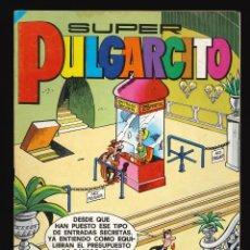 Tebeos: SUPER PULGARCITO - BRUGUERA / NÚMERO 82. Lote 222614330
