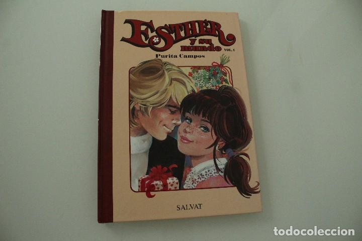 ESTHER Y SU MUNDO PURITA CAMPOS SALVAT Nº 4 (Tebeos y Comics - Bruguera - Esther)