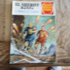 Tebeos: SHERIFF KING Nº 35 BRUGUERA. Lote 222632107