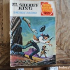 Tebeos: SHERIFF KING Nº 42 BRUGUERA. Lote 222632388
