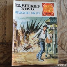 Tebeos: SHERIFF KING Nº 59 BRUGUERA. Lote 222632938