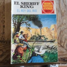 Tebeos: SHERIFF KING Nº 51 BRUGUERA. Lote 222633108