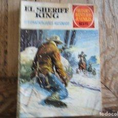 BDs: SHERIFF KING Nº 40 BRUGUERA. Lote 222633355