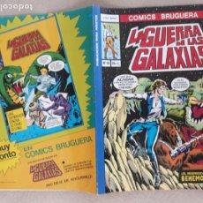 Tebeos: LA GUERRA DE LAS GALAXIAS STAR WARS BRUGUERA Nº 10 AÑO 1978. Lote 222643465