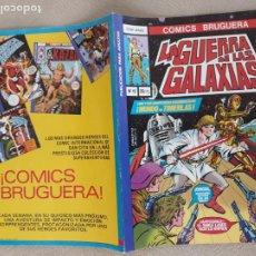 Tebeos: LA GUERRA DE LAS GALAXIAS STAR WARS BRUGUERA Nº 12 AÑO 1978. Lote 222643528