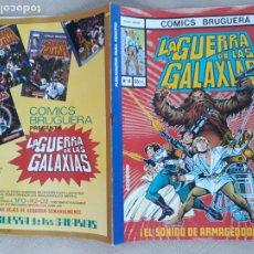 Tebeos: LA GUERRA DE LAS GALAXIAS STAR WARS BRUGUERA Nº 14 AÑO 1978. Lote 222643586